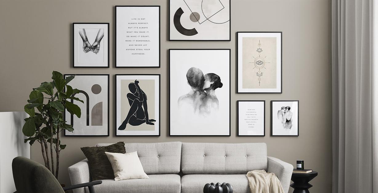 Posters Ilustrações Cartazes E Gravuras Compre Online Na Desenio Pt
